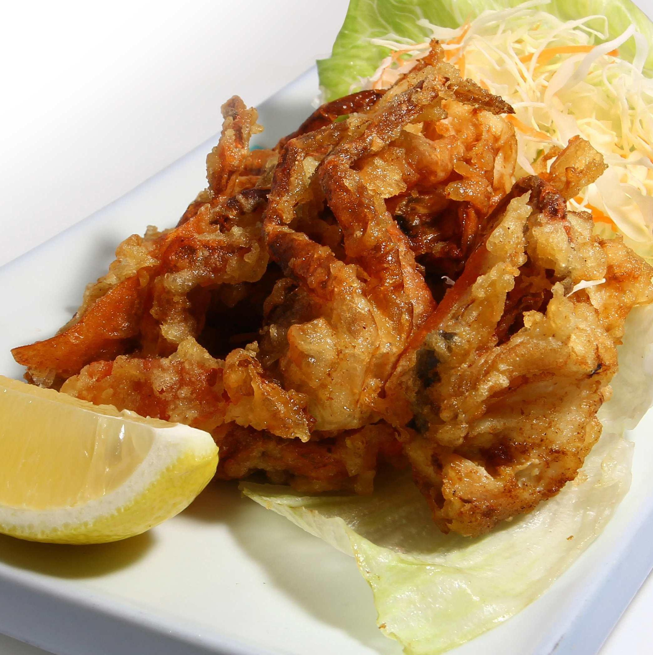 Soft Shell Crab ( 软壳蟹)