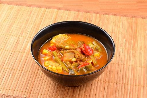 Sour Soup (Sayur Asam)