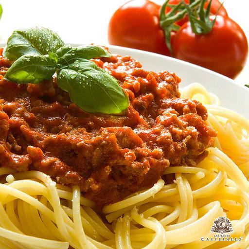 Spaghetti Bolognese (Chicken)