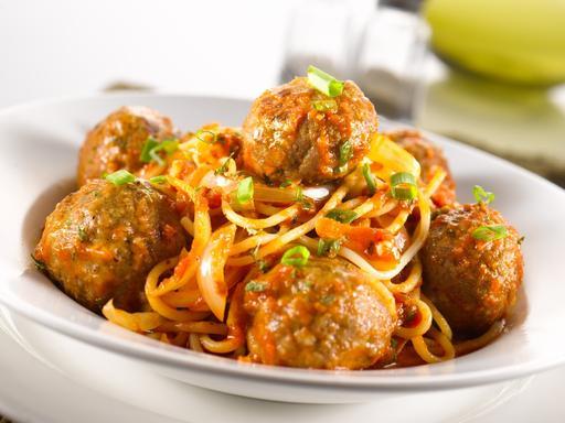 Spaghetti Meat Ball