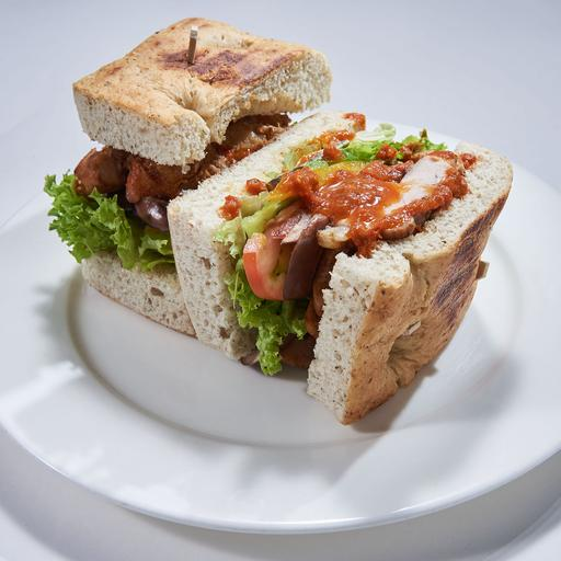 Spicy Piri Piri Sandwich