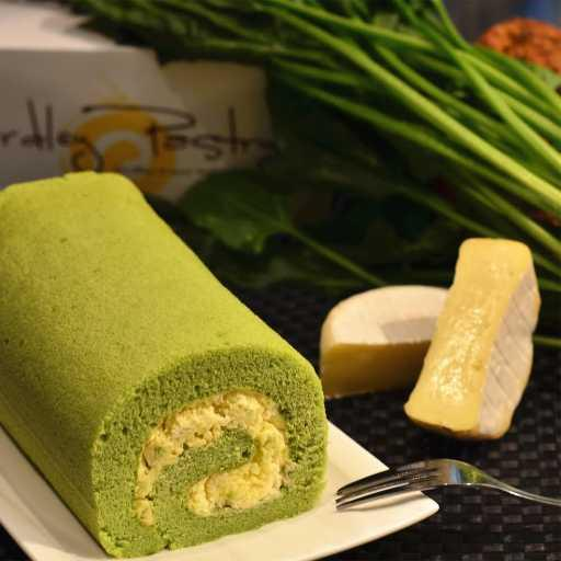 Spinach Cheese Roll 菠菜起司卷