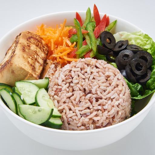 Spring Bowl  (Vegetarian)