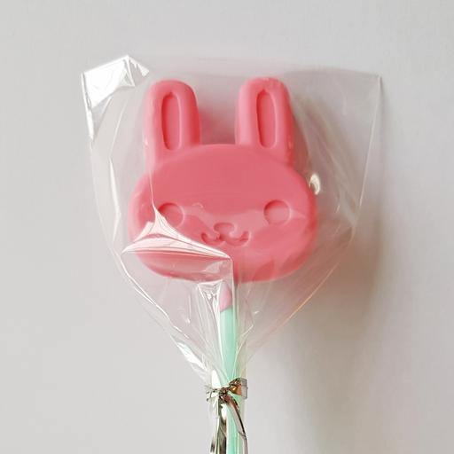 Strawberry Chocolate Lollipop