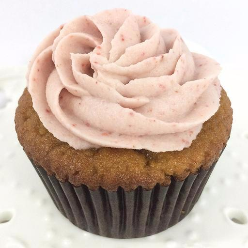 Strawberry Cupcakes - RECOMMENDED