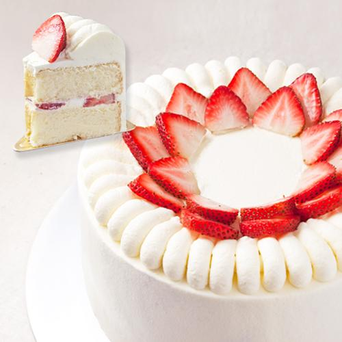 [DS] Strawberry Shortcake - Rectangular in Aluminium Tray