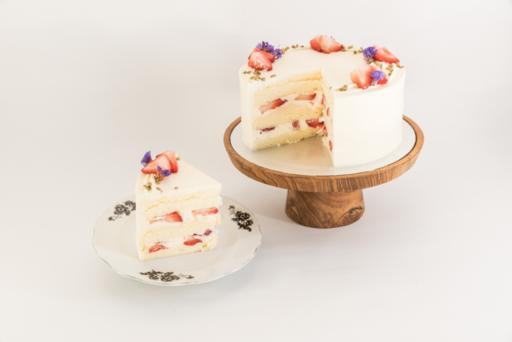 Strawberry shortcake (Seasonal)