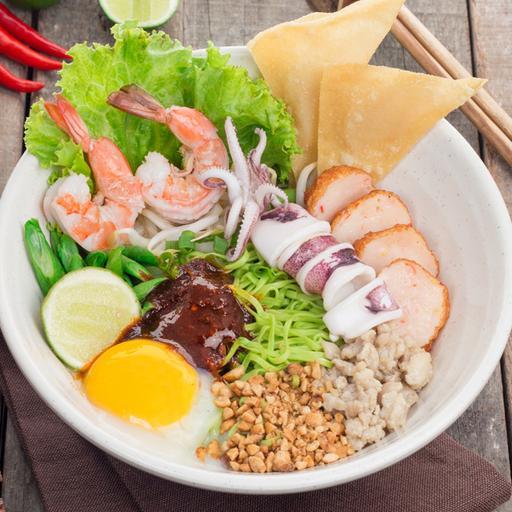 Streat Thai Sukhothai Noodles (Dry)