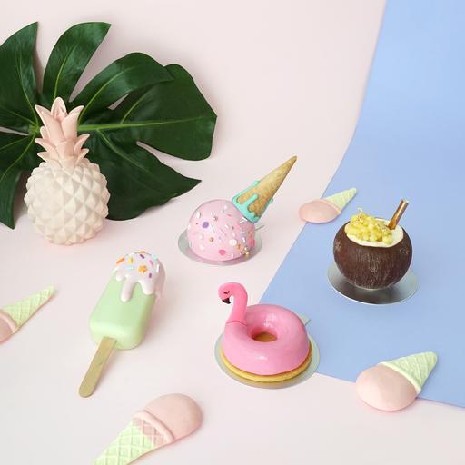 Summer Mini Cake Party Set