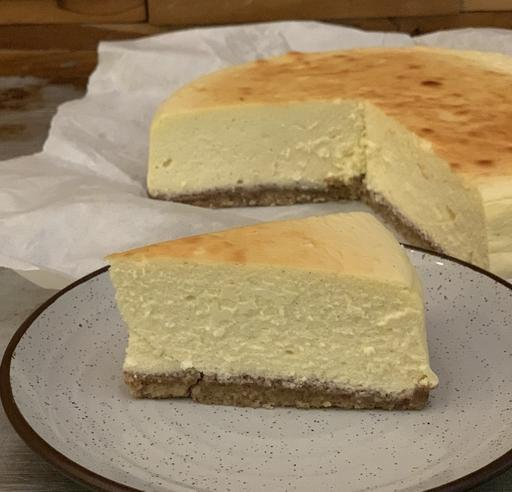 Sunday: Keto Cheesecake