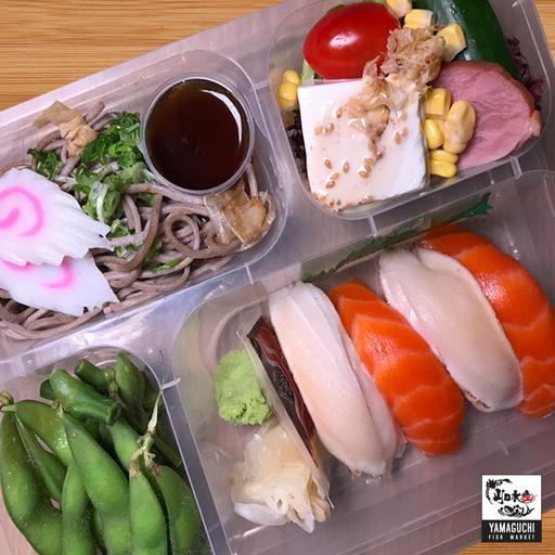 Sushi & Soba