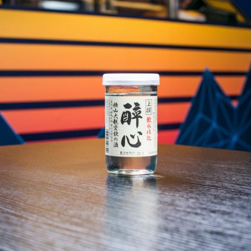 Sushin Jyosen Cup Sake