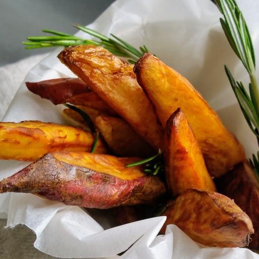 Sweet Potato Chips 番薯條