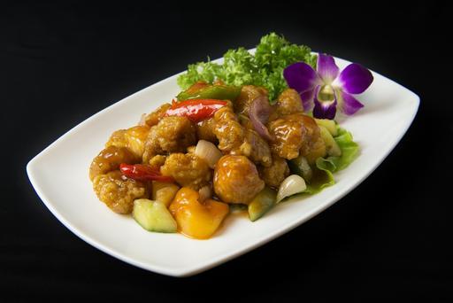 Sweet & Sour Pork 咕咾肉