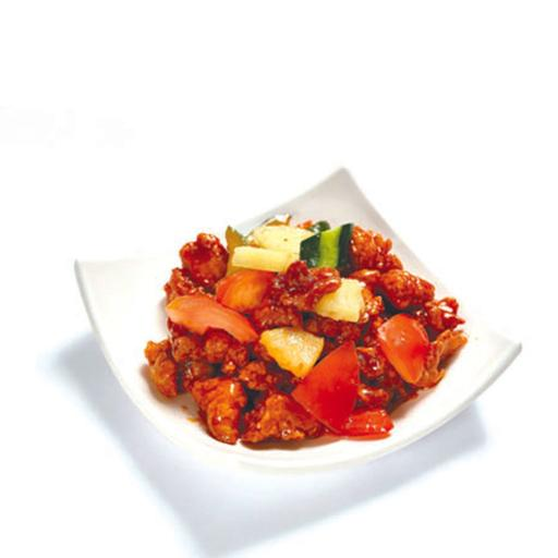 Sweet & Sour Pork 咕噜肉