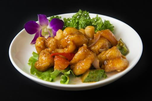 Sweet & Sour Prawns ( De Shelled ) 糖醋虾球