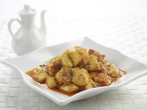Sze Chuan Chilli Tofu (川辣豆腐)
