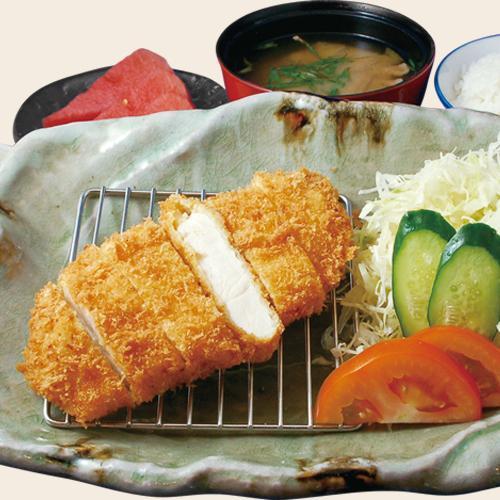 [TP] Chicken Cutlet Set