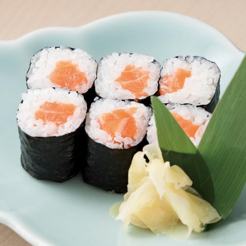 [TP] Salmon Roll