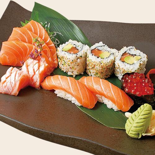 [TP] Salmon Sashimi & Sushi