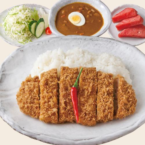 [TP] Special Black Pig Katsu Curry Rice