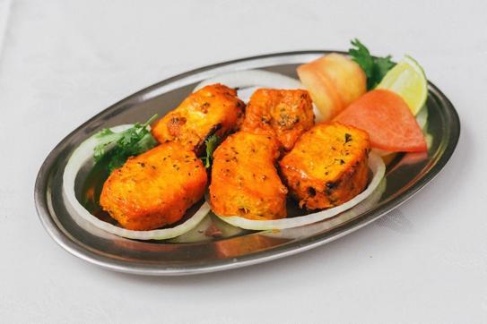 Tandoori Fish Tikkas
