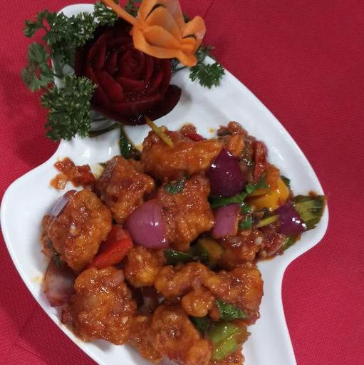 Thai Chilli Chicken