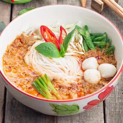 Thai Fish Laksa