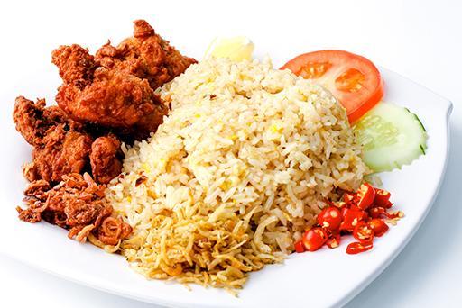 Thai Fried Rice泰式炒饭