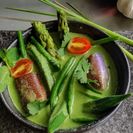 Food Folk Thai Green Curry