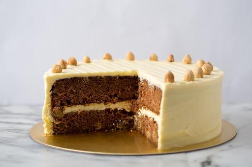 The Marmalade Carrot Cake