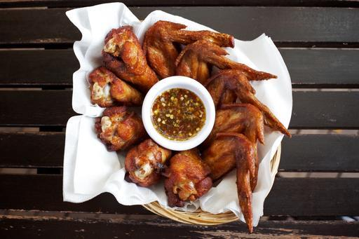 Timbre Chicken Wings
