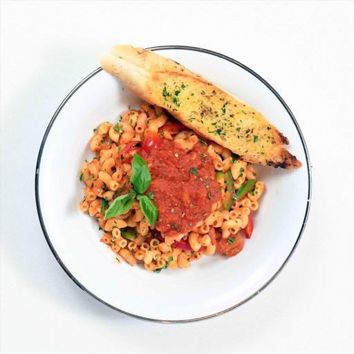 Tomato Basil Herb Pasta
