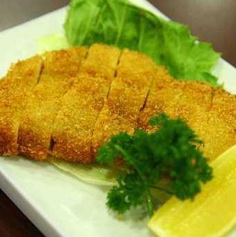 Torikatsu (炸鸡排)