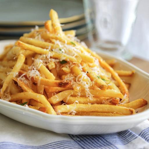 S26 - Truffle Fries