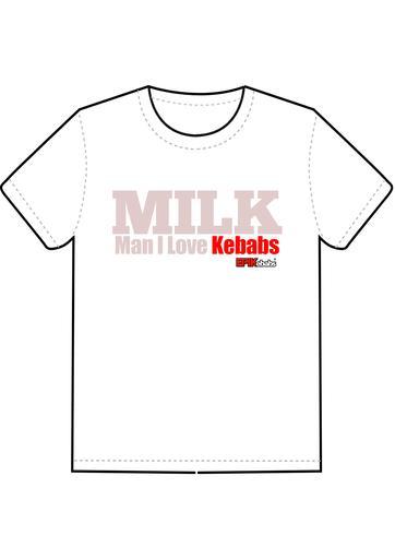 Man, I Love Kebabs T-Shirt