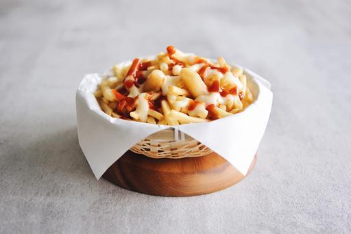 Tteokbokki Fries