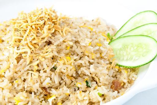 Twin Fish Fried Rice 双鱼炒饭