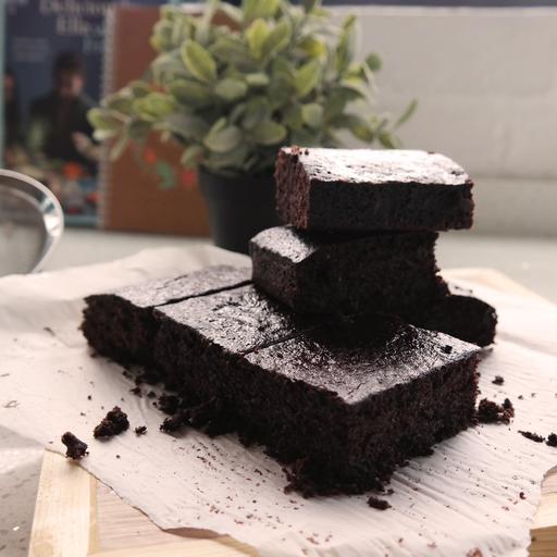 Vegan Ultimate Chocolate Brownie