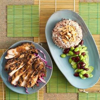 Umami Rice Bowl (Hi Protein)