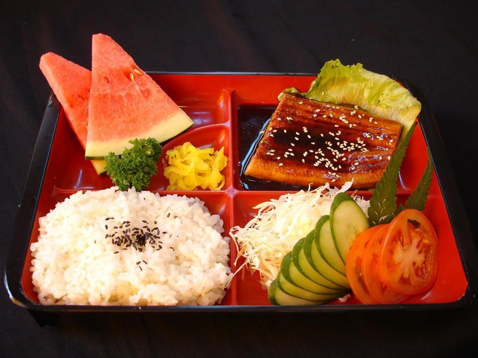 Unagi Set (鳗鱼饭盒)