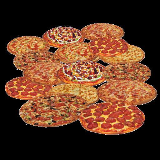 Unlimited Pizzas Deal (Per Pizza $11)