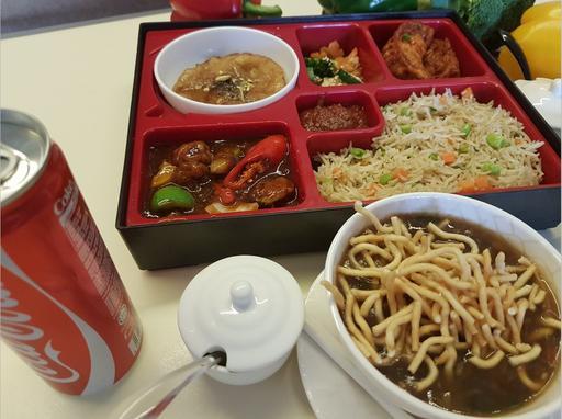 Veg Set Lunch E