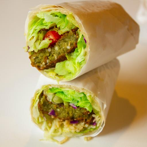 Vegetarian (Falafel) Roll