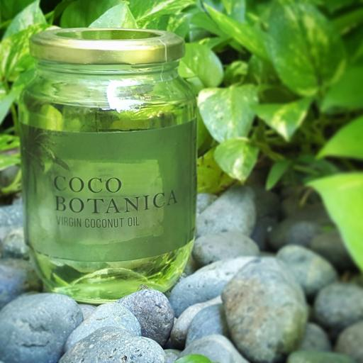 Coco Botanica's Virgin Coconut Oil