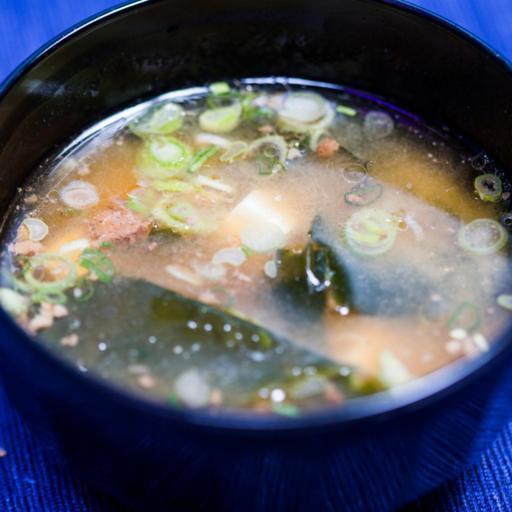 Wagyu Suji Miso Soup