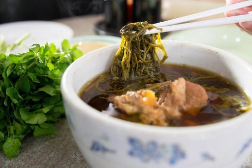 Watercress Double Boil Soup
