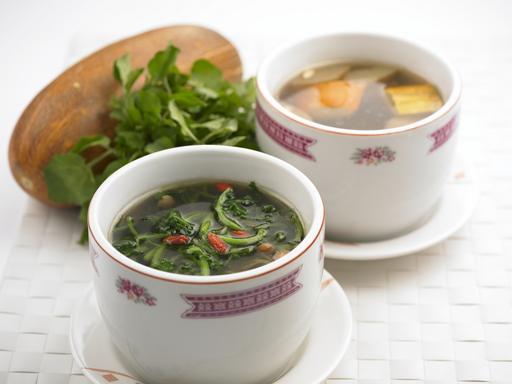 Watercress Soup (西洋菜汤)