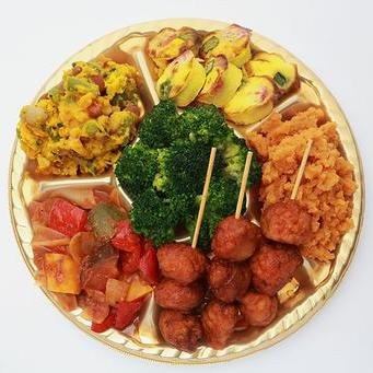 Western Side Dish Plate (Small)
