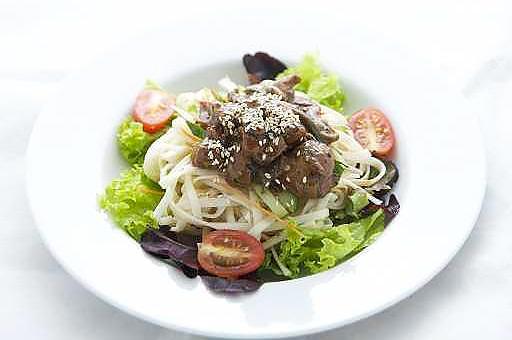 Whale Noodle